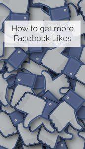 Facebook Likes Pinterest