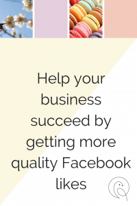 Get more likes for your business. How to market your business on Facebook