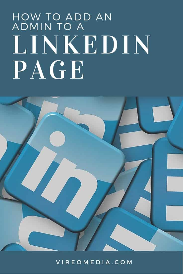 LinkedIn Page Admin
