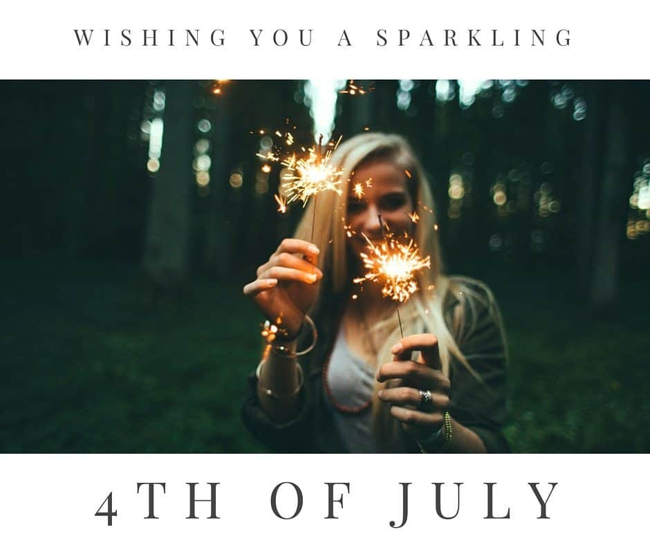 Wishing you a sparkling 4th of July - Vireo Media