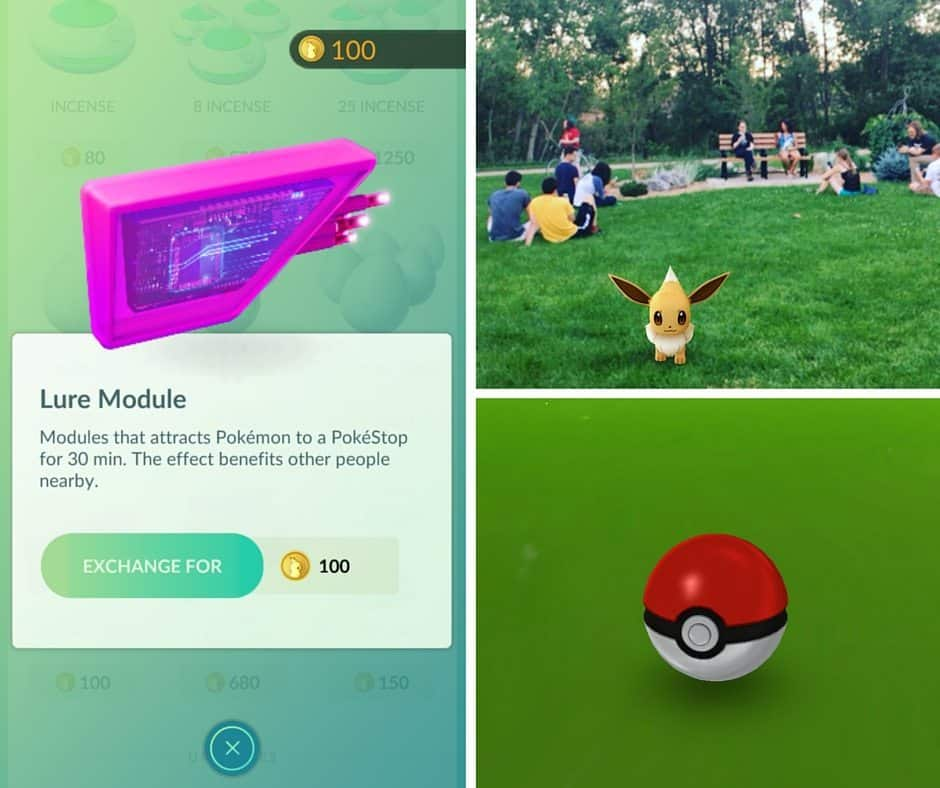 What is Pokemon Go and how do you market with it?