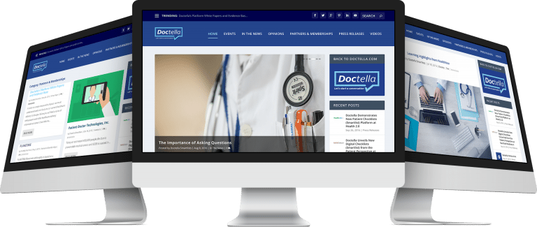 Dotella Website Design Portfolio