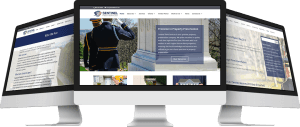Sentinel Field Services Website Design