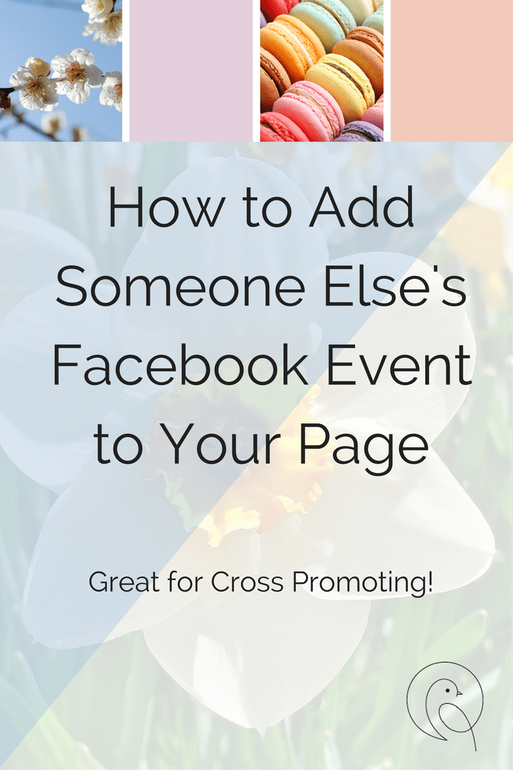 How to add someone Elses Facebook Event to your Page