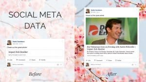 How to Add Social Meta Data to Your WordPress Website