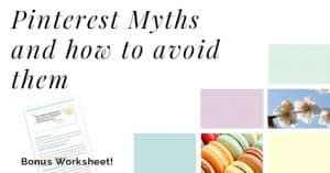 Pinterests Myths Facebook Title