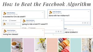 How to beat the Facebook Algorithm