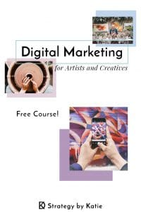 Fundamentals of Digital Marketing for Artists and Creatives Pinterest
