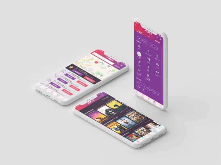 Redbox App Design - Spec Project