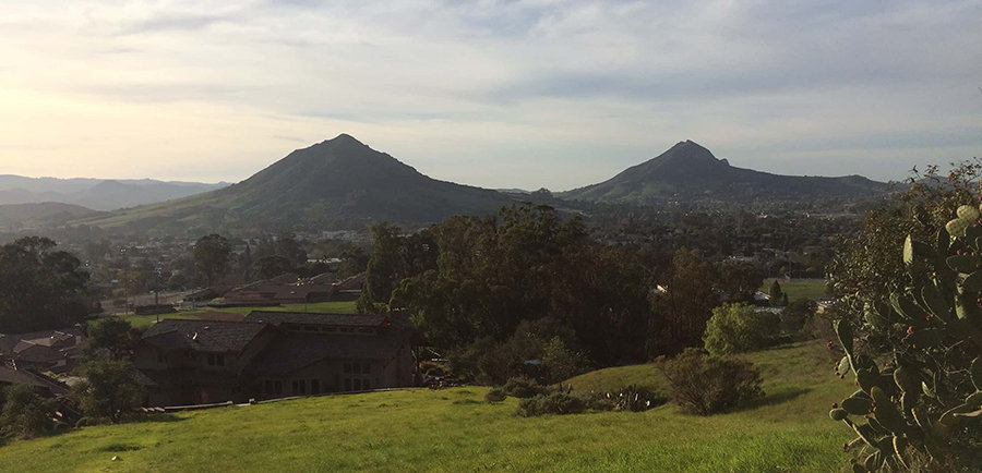 A Photo of Beautiful San Luis Obispo CA